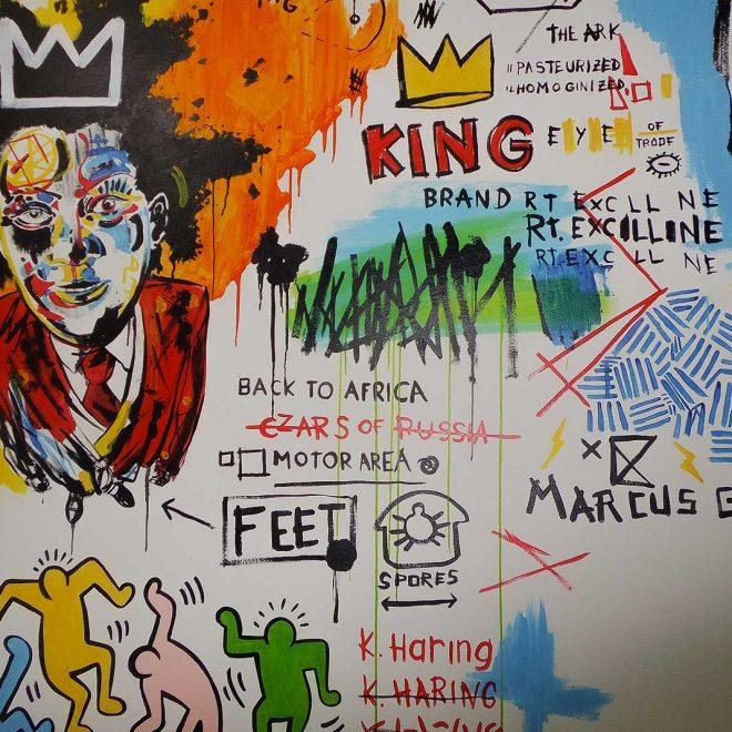 Mural_J.M. Basquiat